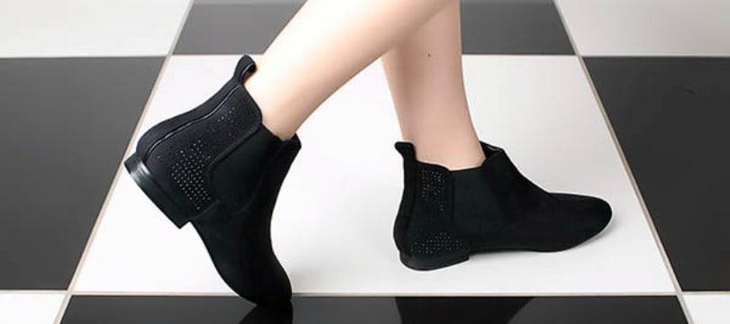 grandes variétés haut de gamme authentique marque célèbre Boots et bottines femmes : les modèles pas chers | MA ...