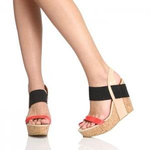 tendance-sandales-compensees-femme