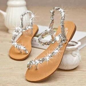 tendance-sandales-strass