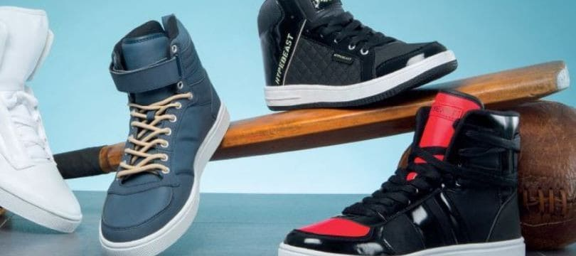 chaussure basket homme tendance