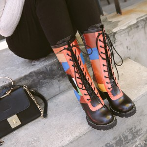 botte-coloree-tendance-femme