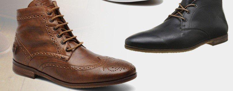 trouver une paire de bottes pour homme de marque ma. Black Bedroom Furniture Sets. Home Design Ideas
