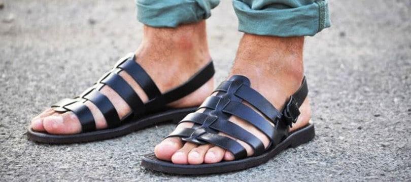 chaussures t les tongs et sandales pour homme ma. Black Bedroom Furniture Sets. Home Design Ideas