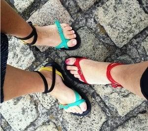 choisir-sandale-originale-femme