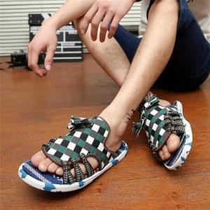 choix-sandale-pas-chere-homme