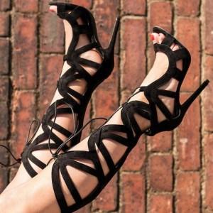 escarpin-lacets-tendance-femme