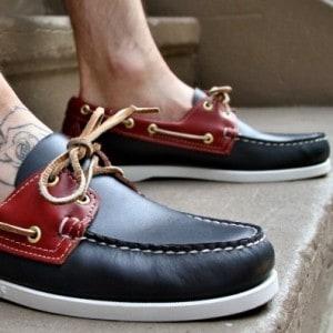0861f4d14d8 Chaussure bateau en cuir   les meilleurs modèles pour homme