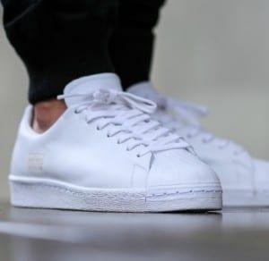 mode-basket-blanche-homme