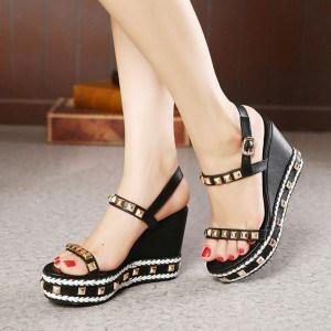 mode-sandale-originale-femme