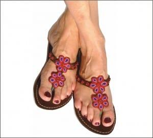 modeles-sandales-originales-femme