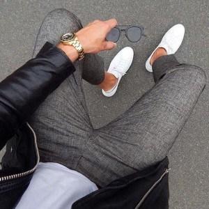 07a481c86 Basket blanche pour homme : les meilleurs modèles | MA-CHAUSSURE.fr