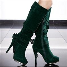 style-botte-coloree-femmes