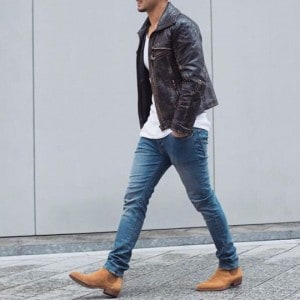 style-botte-cuir-homme