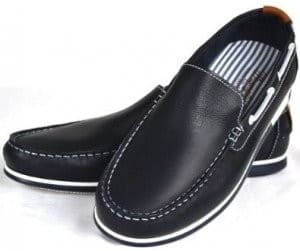 style,chaussure,bateau,sans,lacet,homme