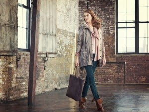 timberland femme style