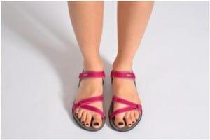 style-sandale-originale-femme