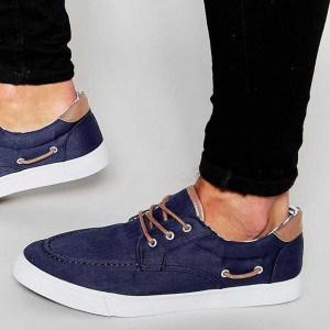 tendance-chaussure-bateau-toile-homme