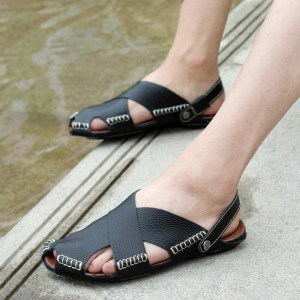 tendance-sandale-pas-chere-homme