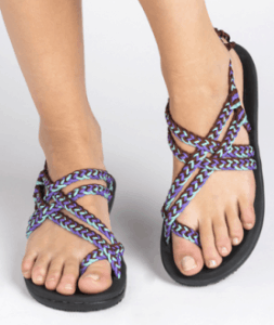 modele-sandales-de-sport-pour-femme