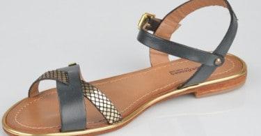 sandale-en-cuir-femme