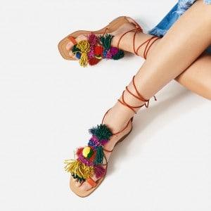 sandales-colorees-femme-stylee