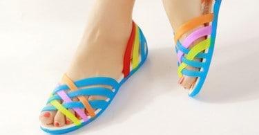 sandales-colorees-tendance-femme