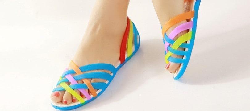 acheter et vendre authentique chaussure plastique mika