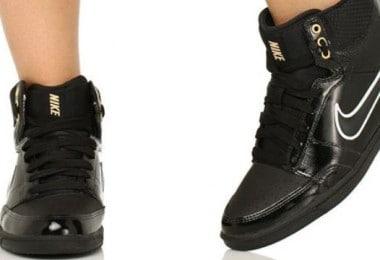 tendance-basket-noir-pour-femme