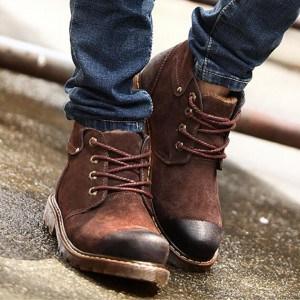 boots et bottines en cuir les meilleurs mod les pour homme ma. Black Bedroom Furniture Sets. Home Design Ideas