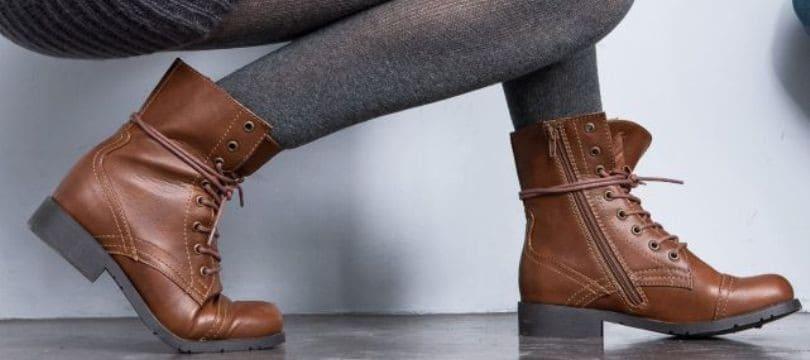 bb990751bbf Comparatif des boots et bottines à lacets au meilleur prix