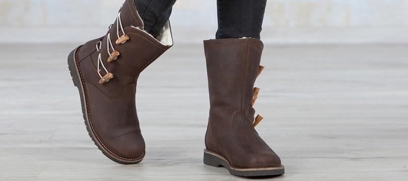 3ad58c271bc0f8 6 bottes en cuir de qualité et pas chers | MA-CHAUSSURE.fr
