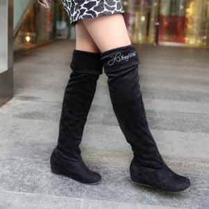 mode-bottes-plates-pour-femme