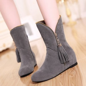 style-botte-plate-femme