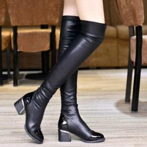 style-bottes-en-cuir-de-qualite-femme