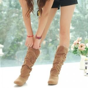 modeles-boots-daim-femme