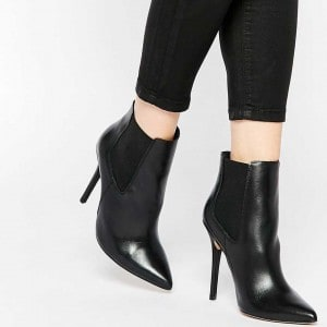 modele-bottines-pointues-pour-femme