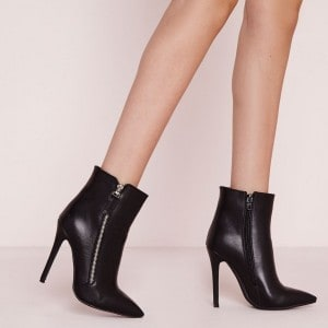 tendance-bottines-pointues-femme